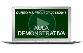 Curso MS Project 2013 Online Video-Aulas